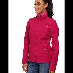 NorthFace Apex Chromium Thermal Jacket Drama Plum